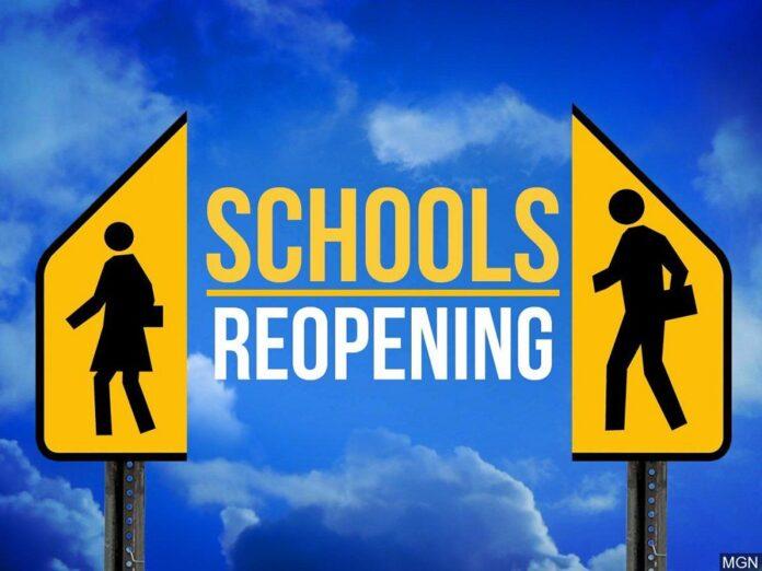 Lagos schools resume