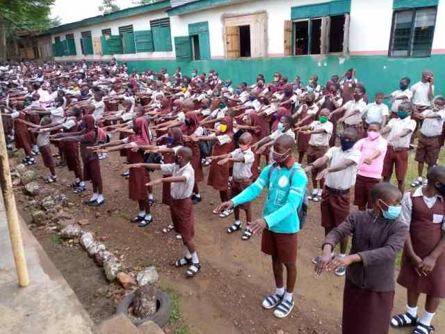 Lagos schools resume May 4