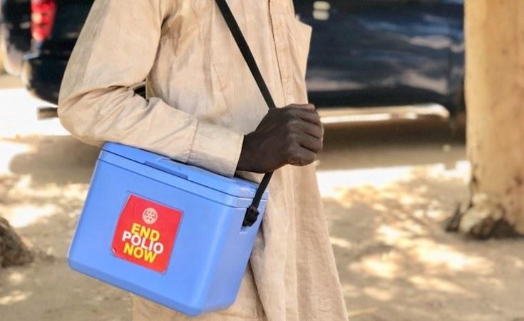 Environmental Polio infects 120 children in Nigeria